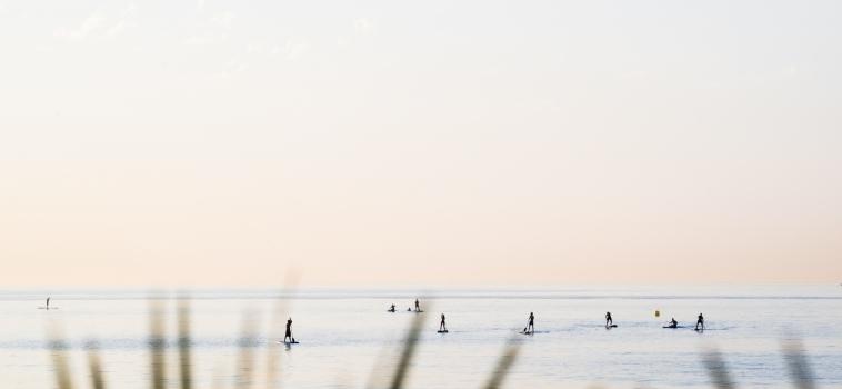 Recomanacions per a la pràctica de surf