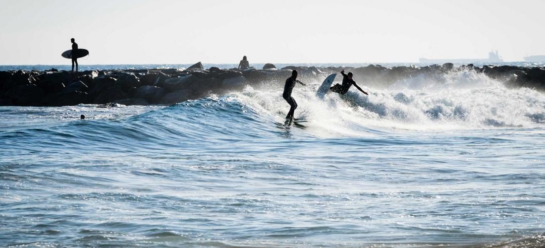 SELECCIÓ CATALANA DE SURF PEL CAMPIONAT D'ESPANYA DE SURF 2018